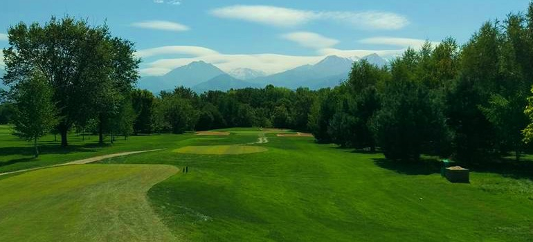 NURTAU GOLF CLUB, KAZAKHSTAN