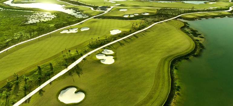 WEST LAKES GOLF AND VILLAS, HCMC