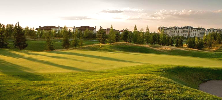 ZHAILJAU GOLF RESORT, KAZAKHSTAN