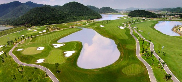 BRG Legend Hill Golf Resort, Hanoi