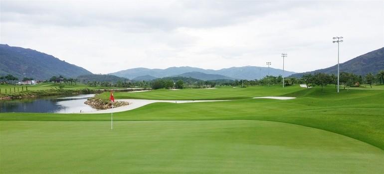 Diamond Bay Golf & Villas, Nha Trang