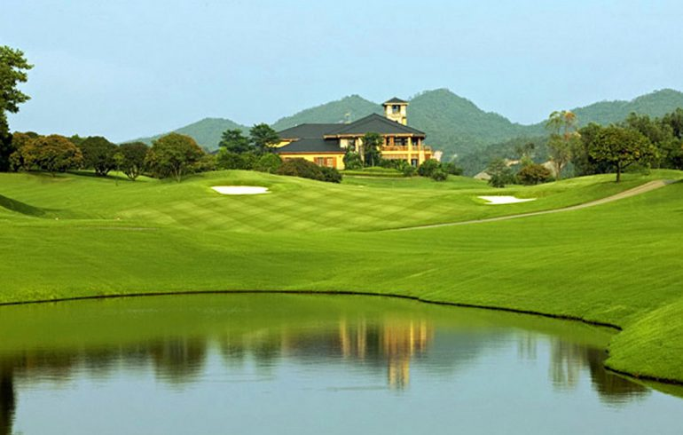 Dragon Lake Golf Course, Guangzhou