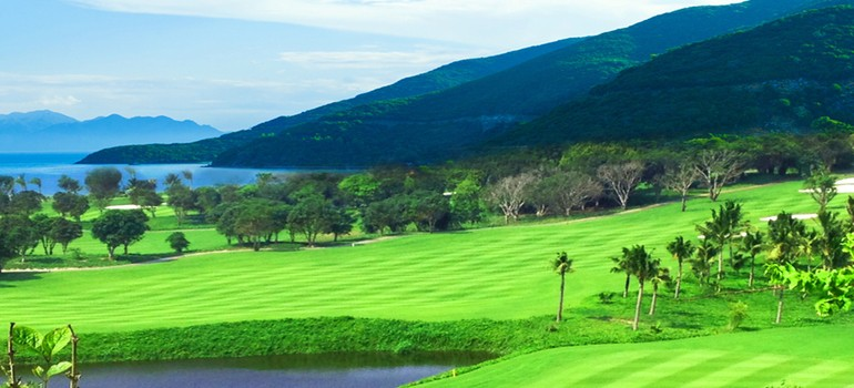 Vinpearl Golf Course, Nha Trang