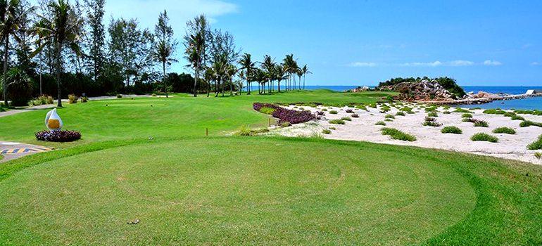 Bintan Lagoon Golf Course