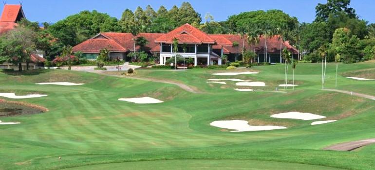 Bintan Woodlands Golf Course