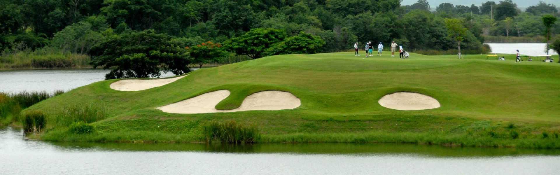 Golf in Kanchanaburi