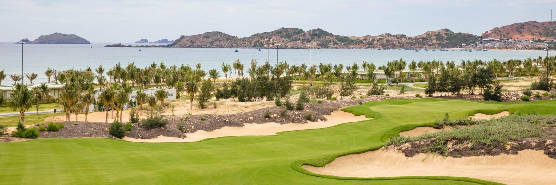 9 Golf Holidays in Vietnam: 4. Golf in Quy Nhon