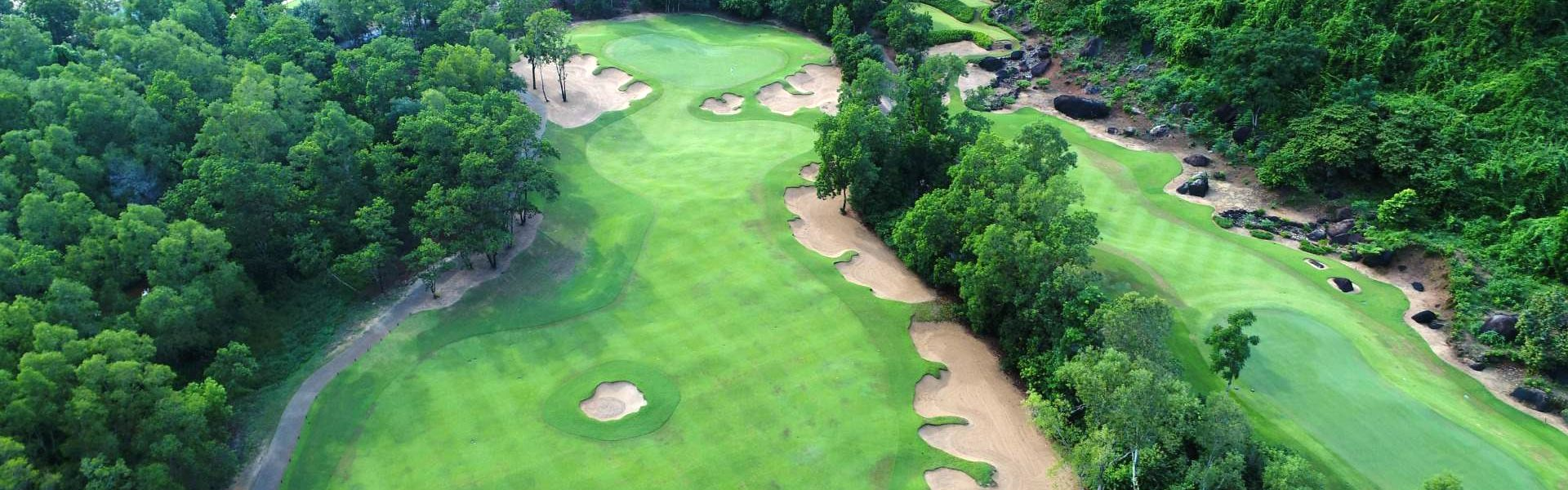 9 Golf Holidays in Vietnam: 3. Golf in Danang, Hue and Hoi An.