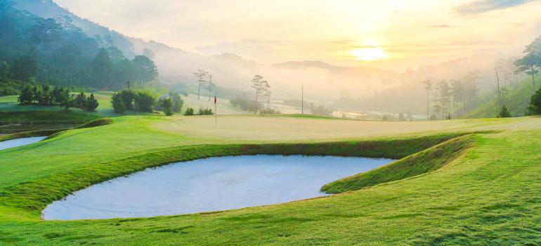 Sacom Tuyen Golf Club, Dalat