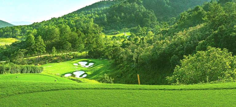 Dalat at 1200 Country Club, Vietnam