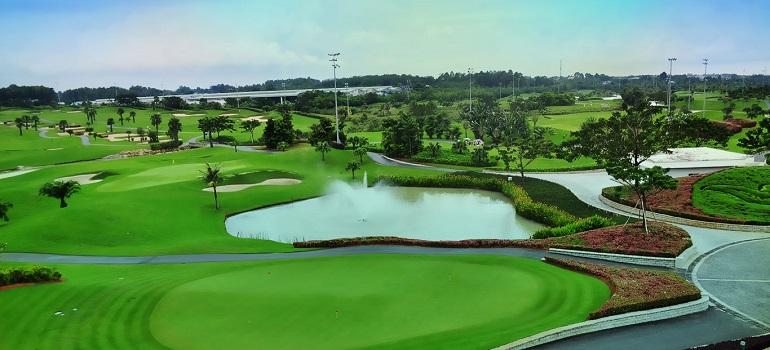 Twin Doves Golf Club, HCMC