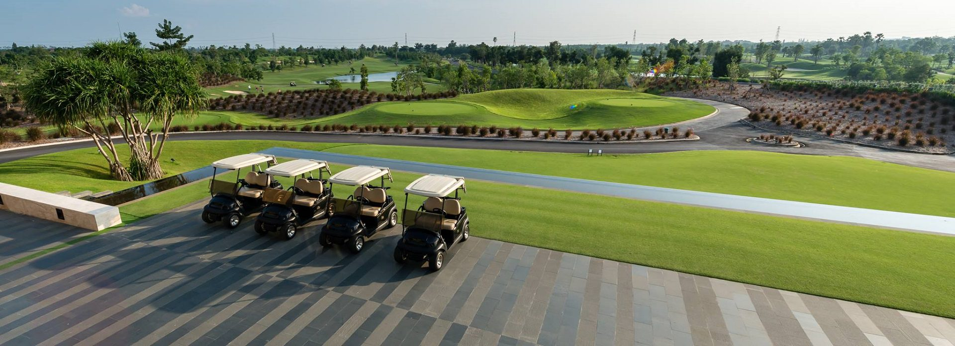 Nikanti - The Bangkok Golf Course That Deserves the Ride Out of Town