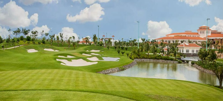 TanSon Nhat GolfClub, ho chi minh city