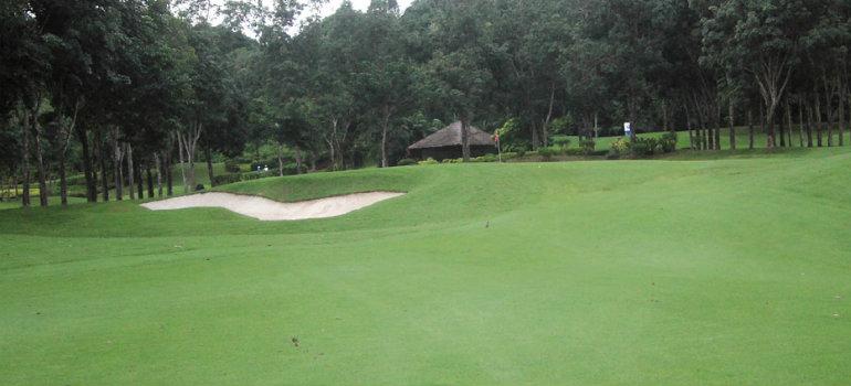 Blue Canyon Country Club, Lakes Course, Phuket