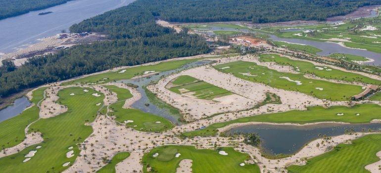 Forest City Golf Resort, Johor, Malaysia