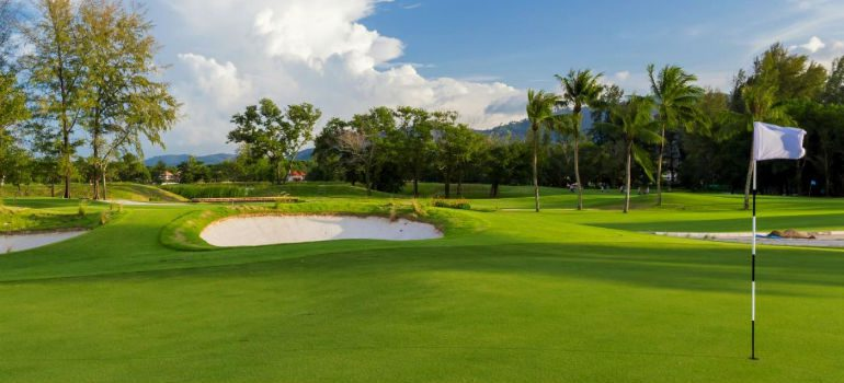 Laguna Phuket Golf Club, Phuket