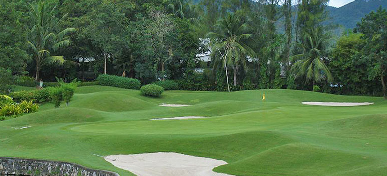 Phuket Country Club, Phuket