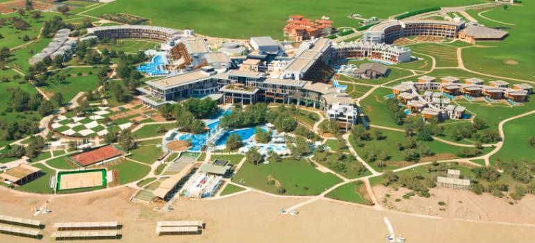 Lykia World Links Golf Course