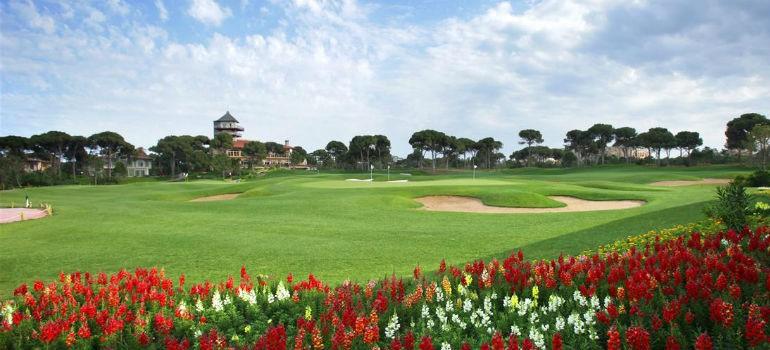 Montgomerie Maxx Royale Golf Club