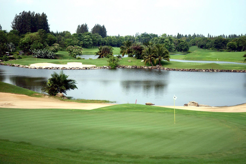 Black Mountain Golf Club - Thailand
