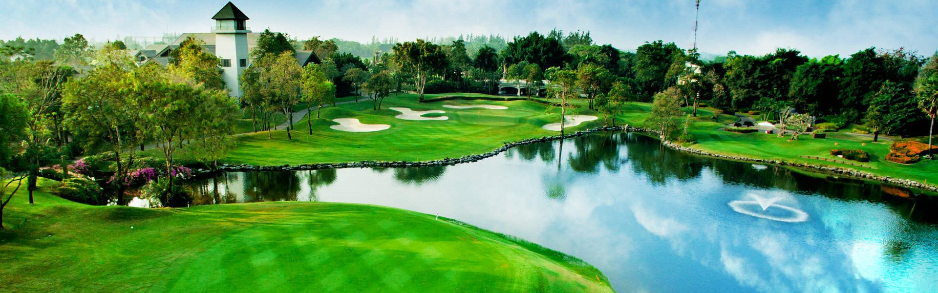 5 Must Play Golf Courses in Thailand