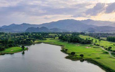 Sky Lake Golf Club, Hanoi, Vietnam