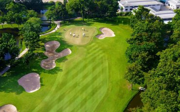 Thana City Golf Club, Bangkok